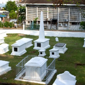 British-Graveyard