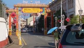 Chinatown-Melaka-Street
