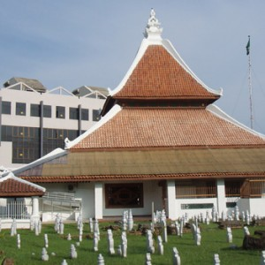 Kampung-Hulu-Mosque