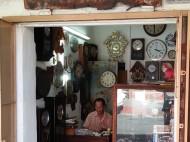 Watch repairing the traditional way @ Jonker Street